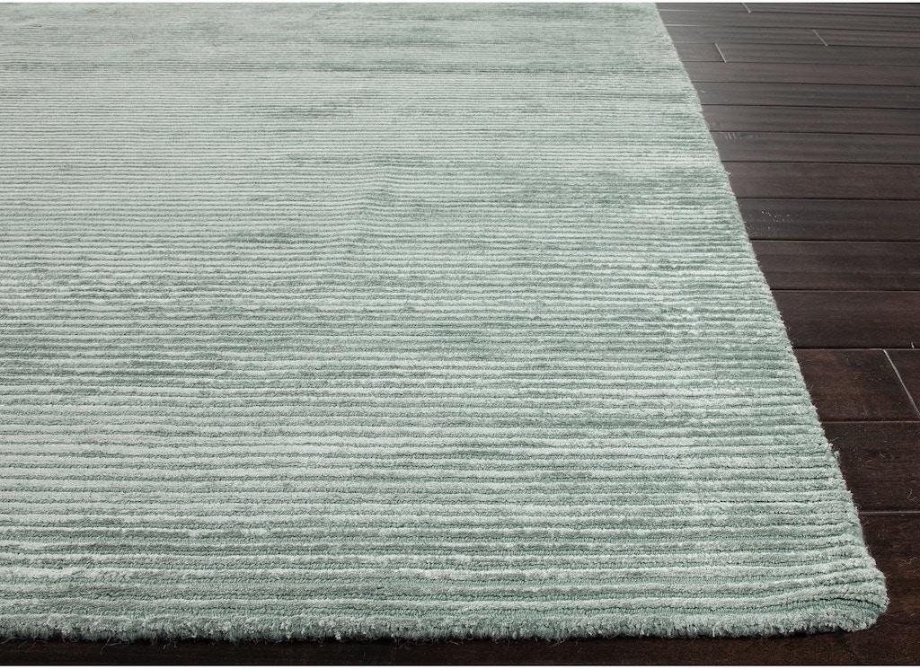 Jaipur Rugs Solids Handloom Solid Pattern Wool Art Silk Blue Area Rug