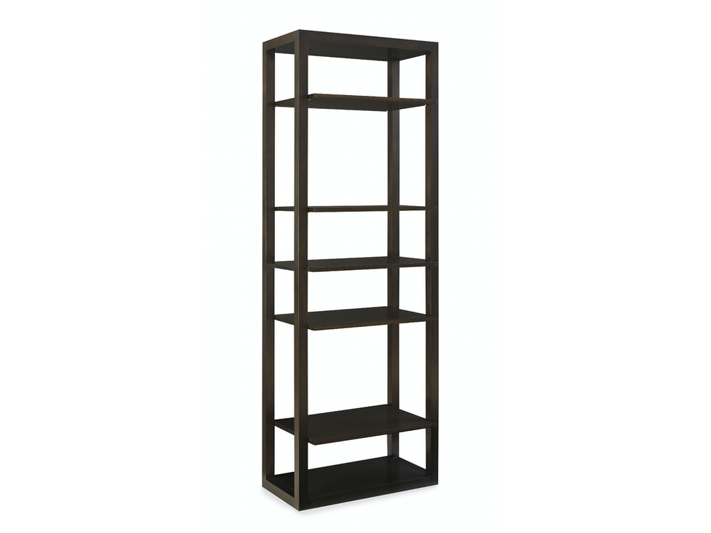 Chaddock living room top notch wood etagere 1492 49 for Dining room etagere