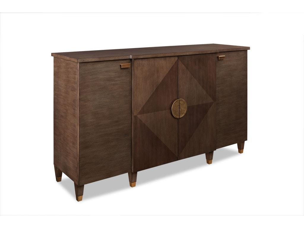 chaddock living room ceremony credenza 1622 21 noel furniture houston tx. Black Bedroom Furniture Sets. Home Design Ideas