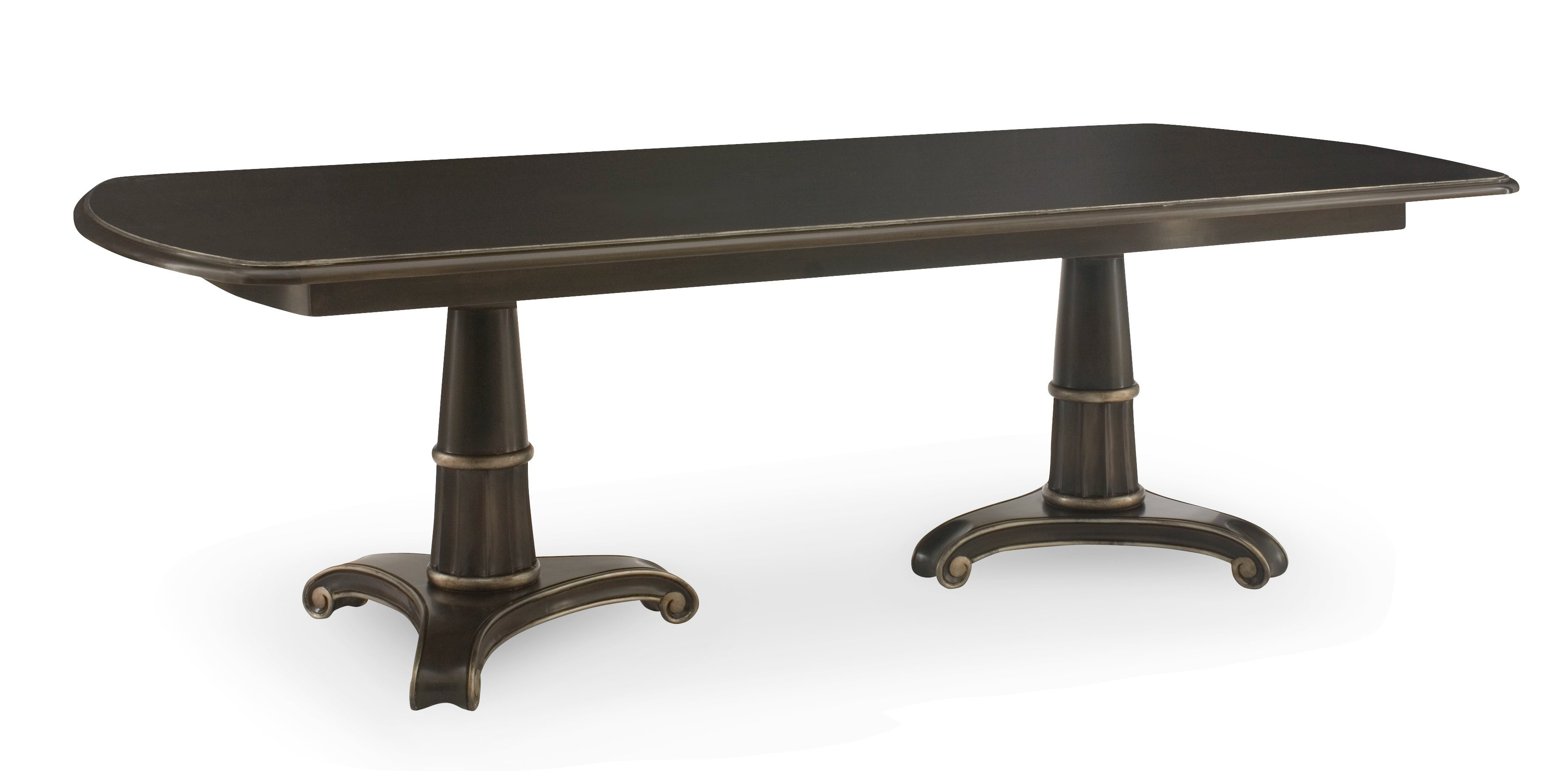 Chaddock Lucera Double Pedestal Dining Table 954 19
