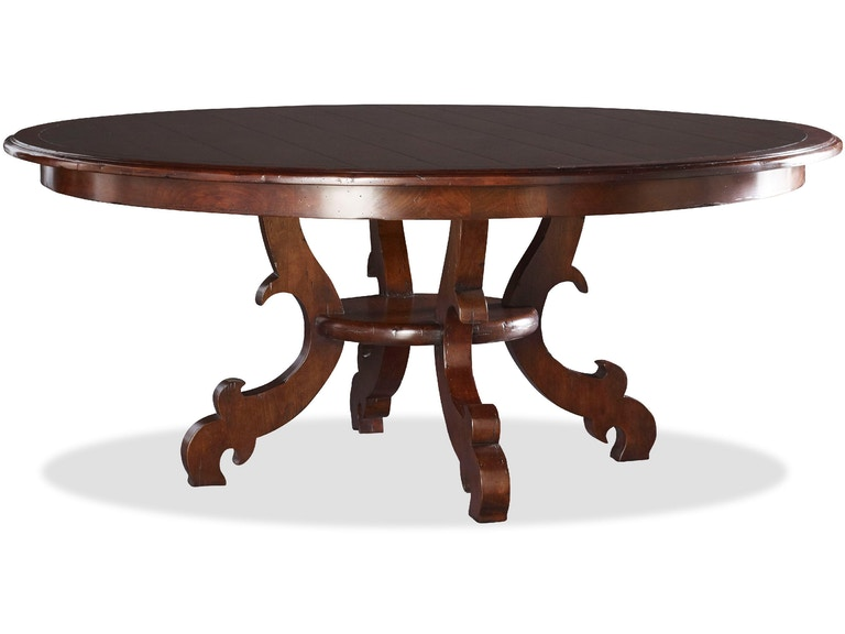 Chaddock Dining Room Spanish Baroque Round Table CE0894
