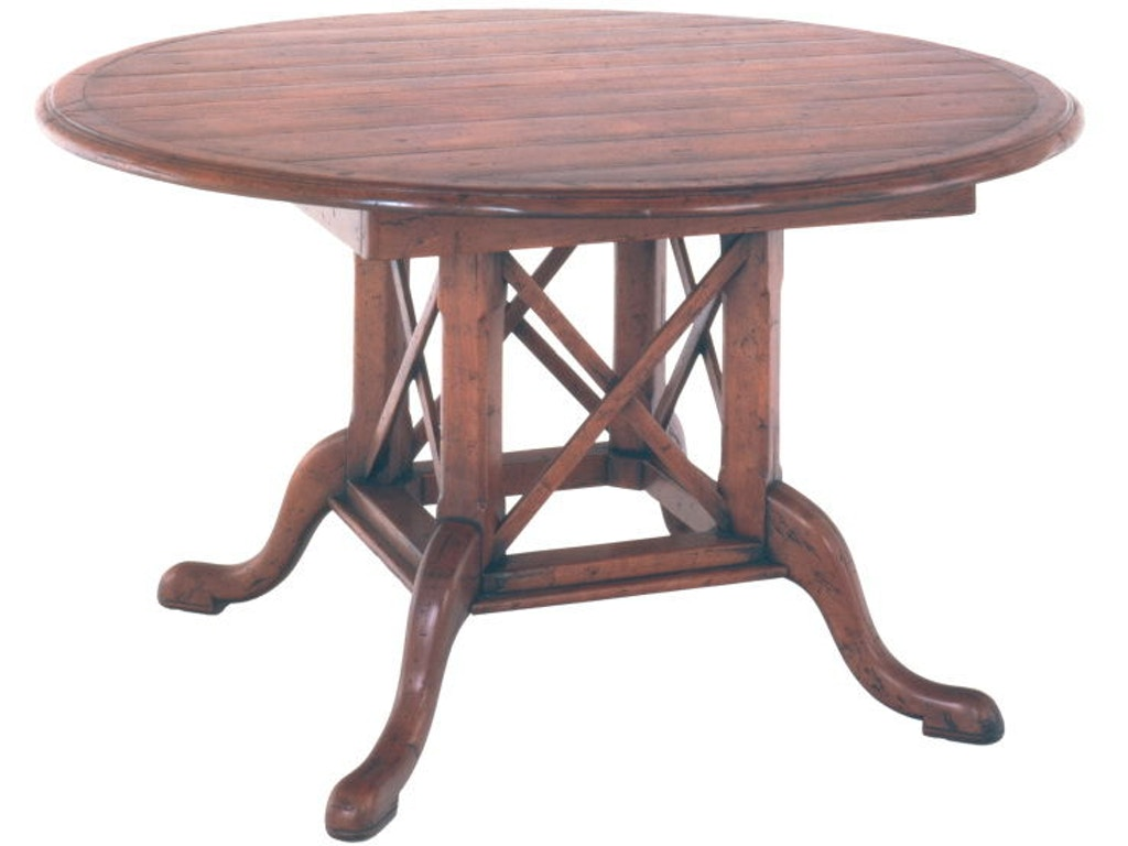 Chaddock Kettering Round Pedestal Table CE0926