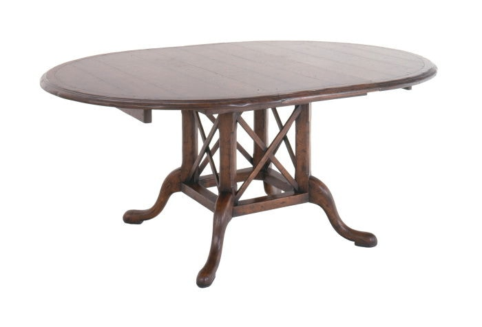 Attractive ... Chaddock Kettering Round Pedestal Table CE0926