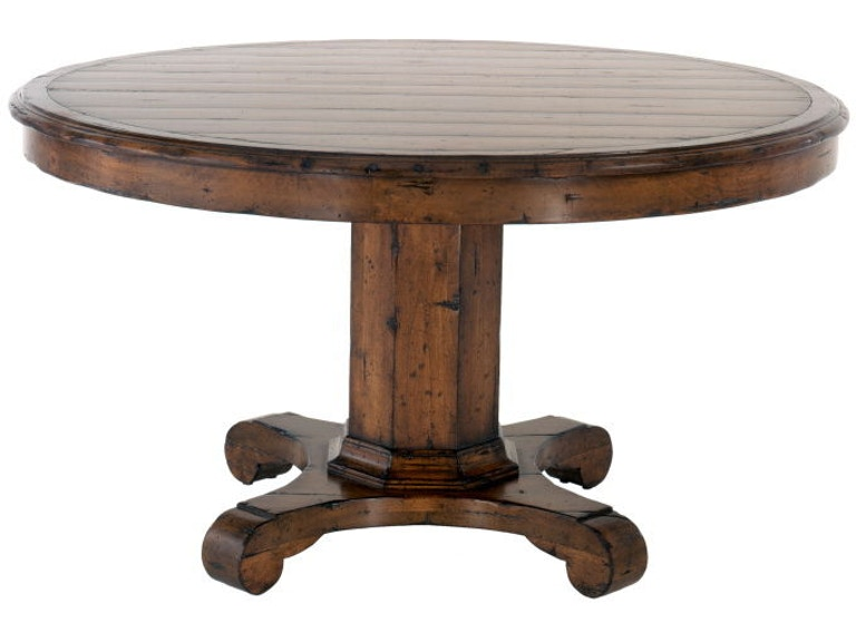 Chaddock Dining Room Malvern Pedestal Table CE48 Stowers Simple Dining Room Furniture San Antonio