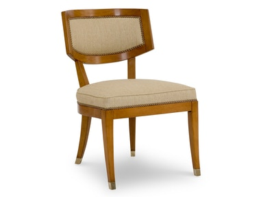 Chaddock Dining Room Neo Klismos Side Chair