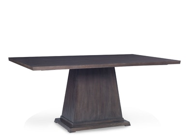 Chaddock Dining Room Wedge Dining Table