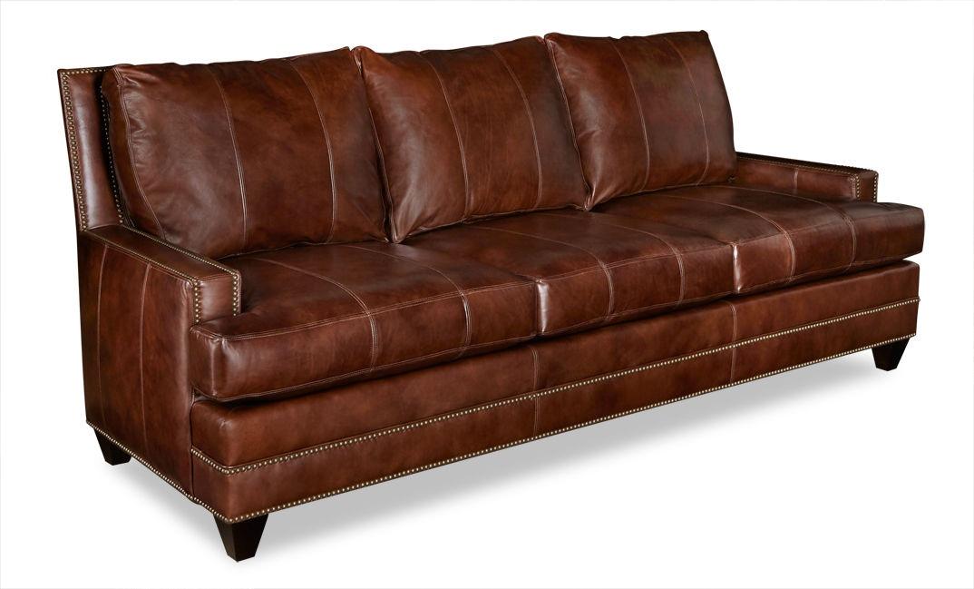 Chaddock Living Room Catalina Sofa Leather L 0285 3 Chaddock