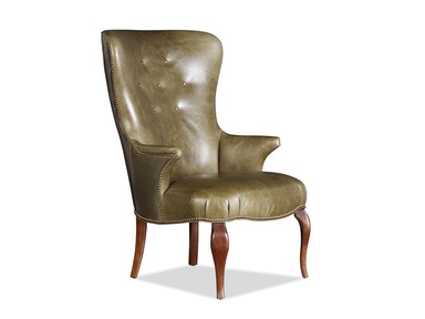 Chaddock Living Room Fowler Leather Chair
