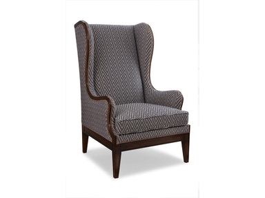 Chaddock Living Room Estate Wing Chair