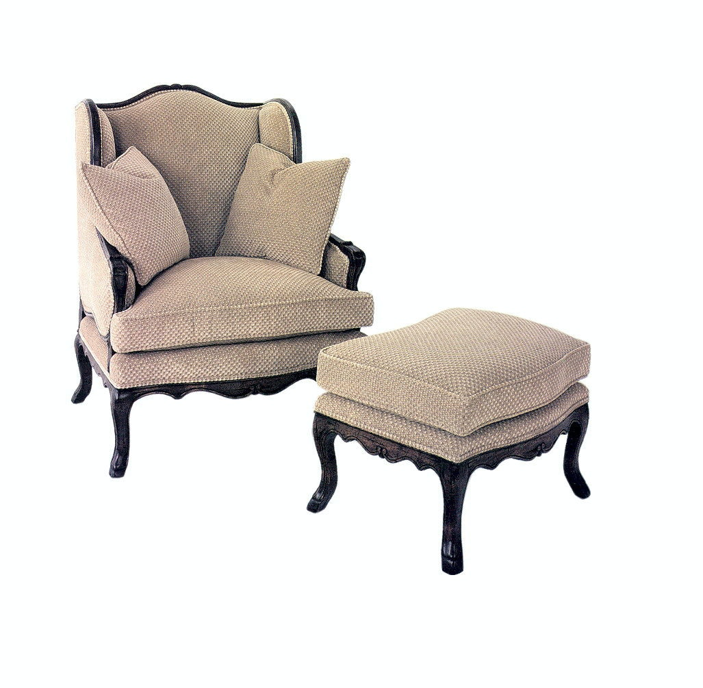 guy chaddock collection french bergere chair uc3175