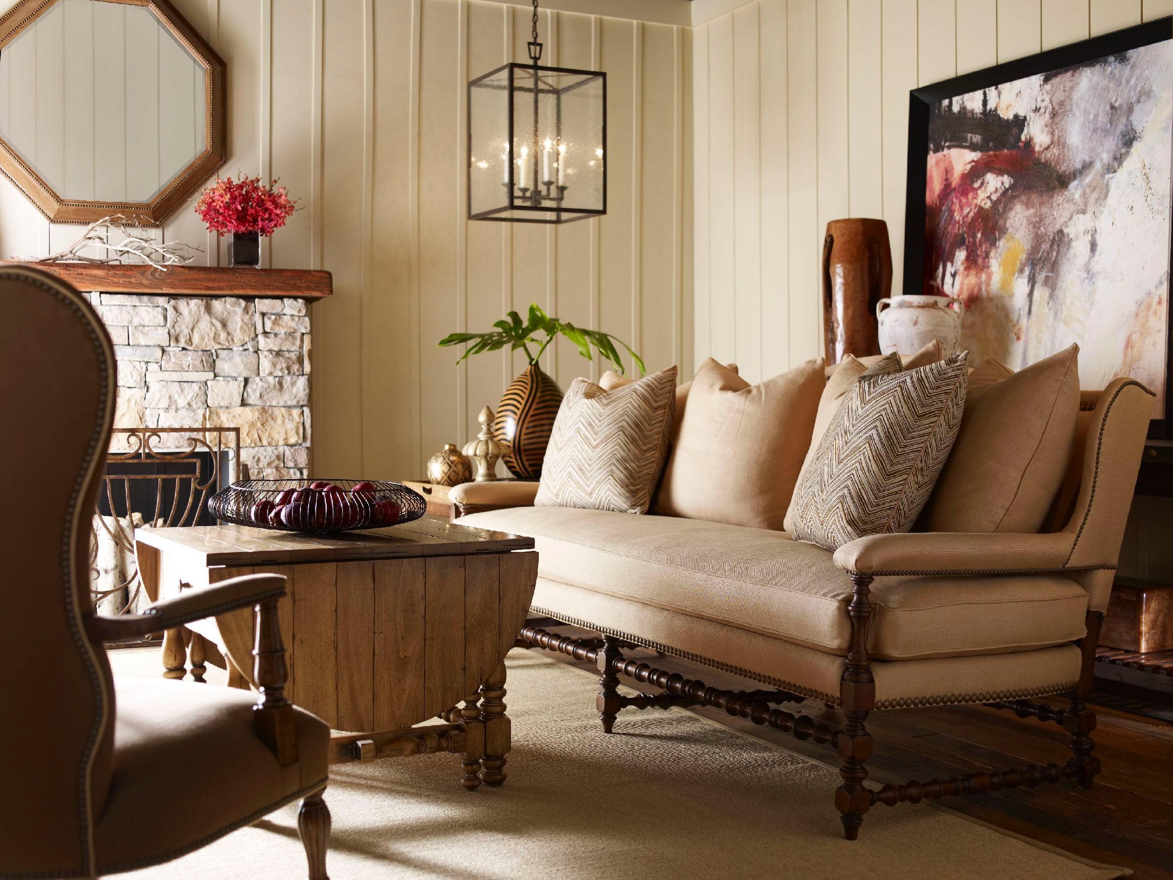 Chaddock Living Room Cottage Sofa UC3505 Chaddock Morganton NC