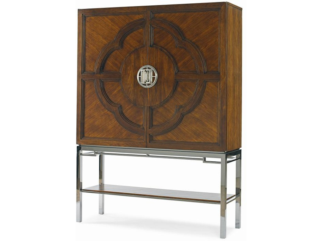 Century furniture bar and game room lotus bar cabinet 699 for Furniture quiz