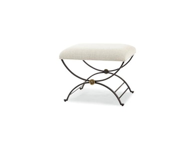 Century Furniture Niles Bench With Fabric Seat