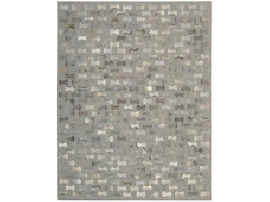 Joseph Abboud by Nourison Chicago CHI01 Rug CHI01 Grey
