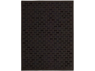 Joseph Abboud by Nourison Chicago CHI01 Rug CHI01 Black