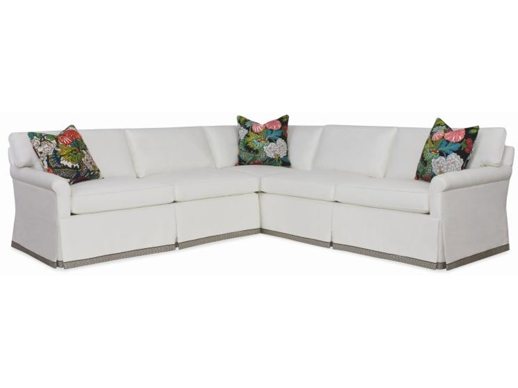 Century Furniture Living Room Made To Measure Sectional 10 Sectional Mccreerys Home