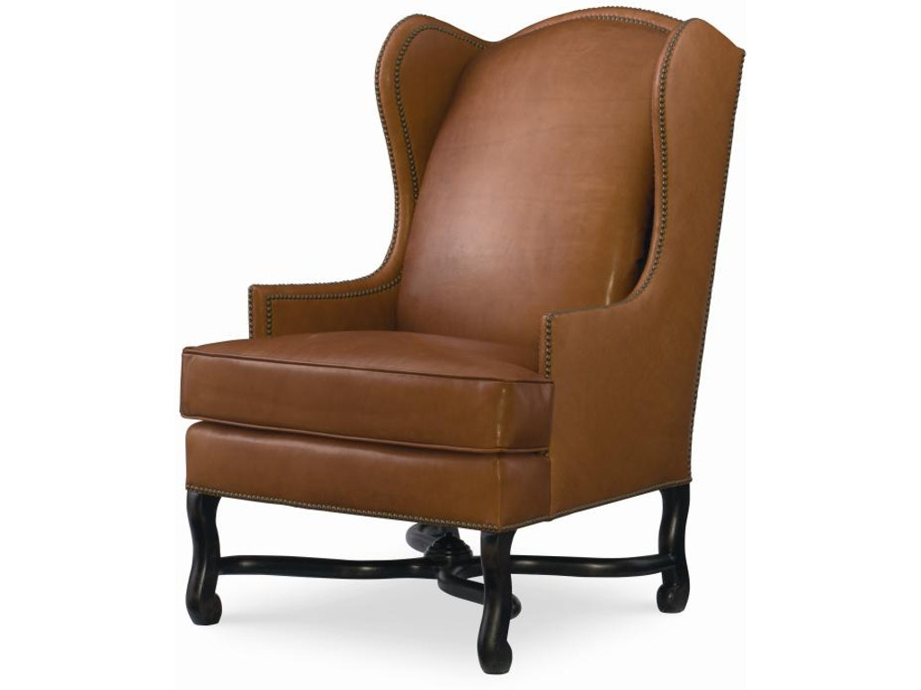 Century Furniture Living Room Billings Wing Chair 11 1013 Priba Furniture And Interiors