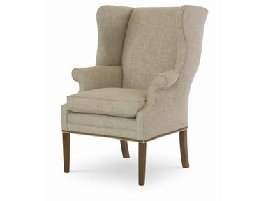 Century Furniture Leo Wing Chair 11-1050