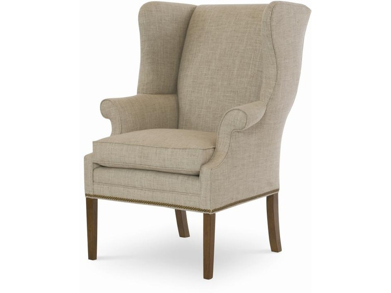 century furniture living room leo wing chair 11 1050 louis shanks