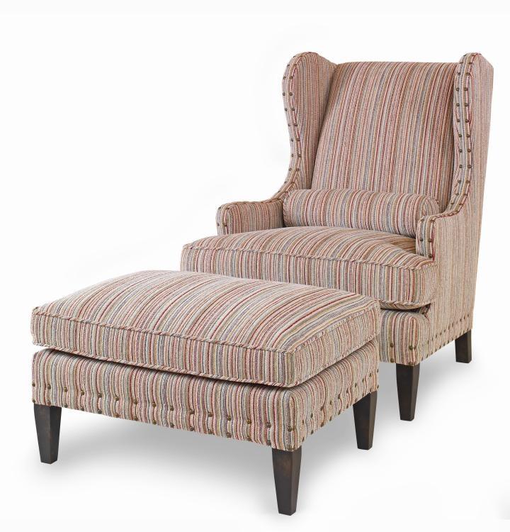 Century Furniture Belvedere Ottoman 33 119