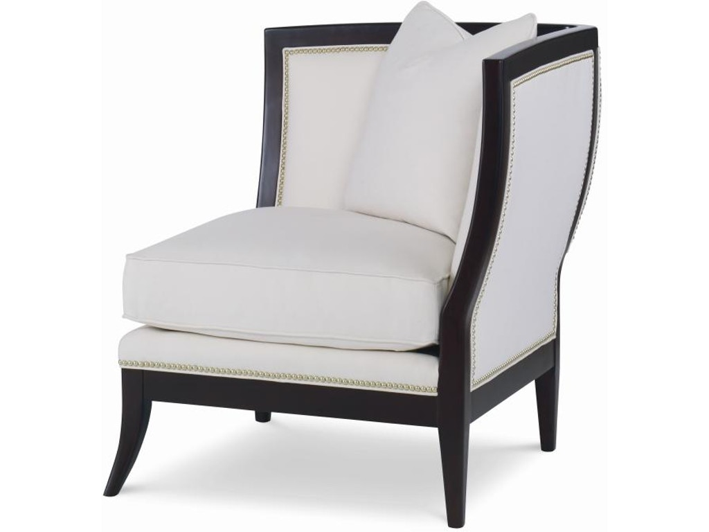 Century Furniture Living Room Holland Chair 3143 Louis