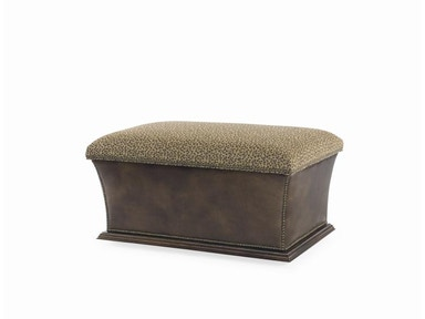 Century Furniture Warren Storage Ottoman