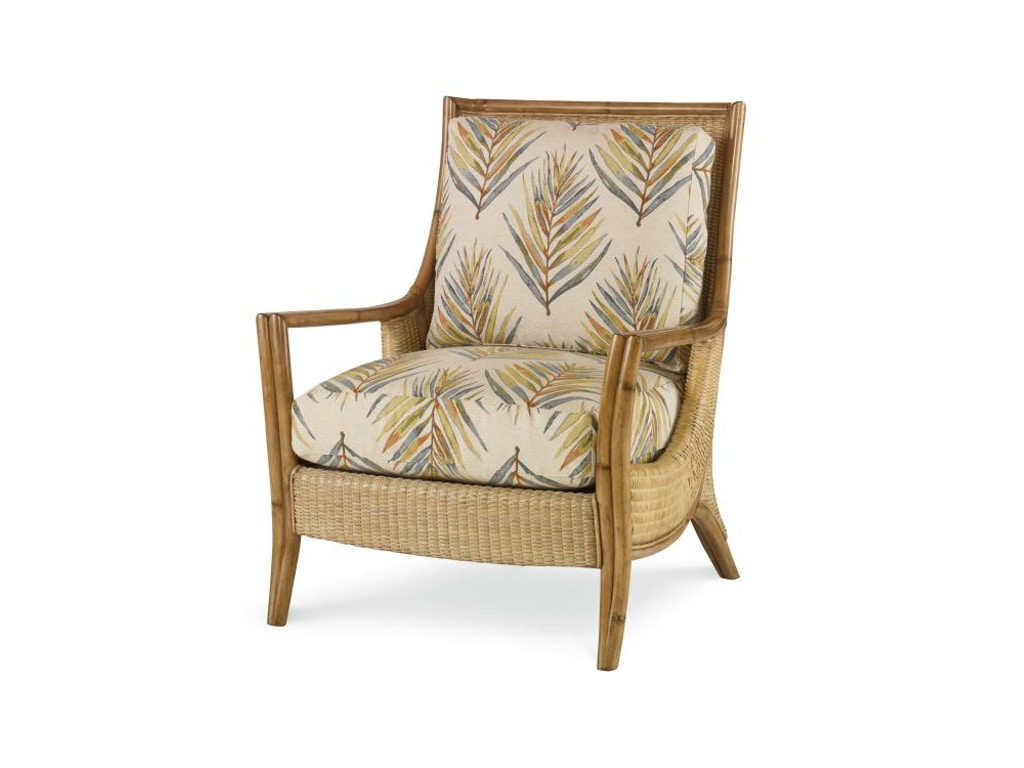 Century Furniture Living Room Bar Harbor Rattan Chair 3579 Mccreerys Home Furnishings