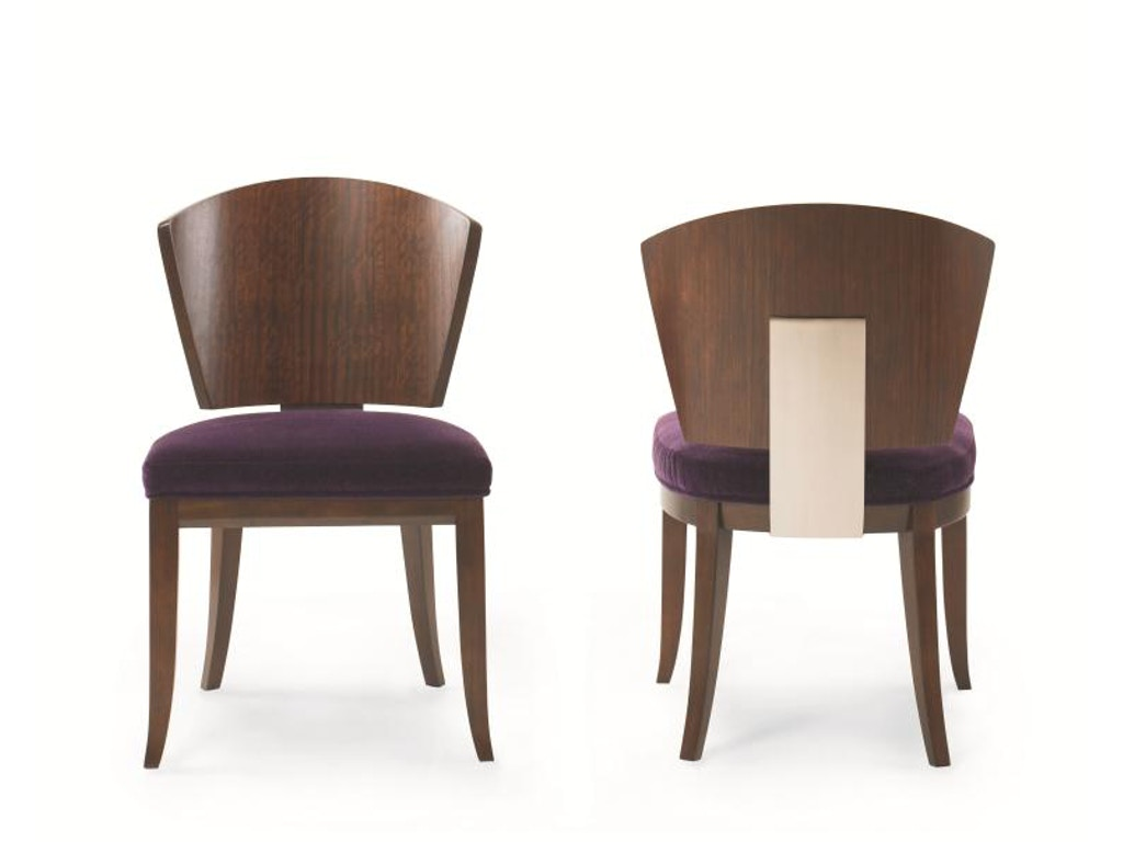Century Furniture Dining Room Slipstream Dining Chair 3378S West Coast Livi