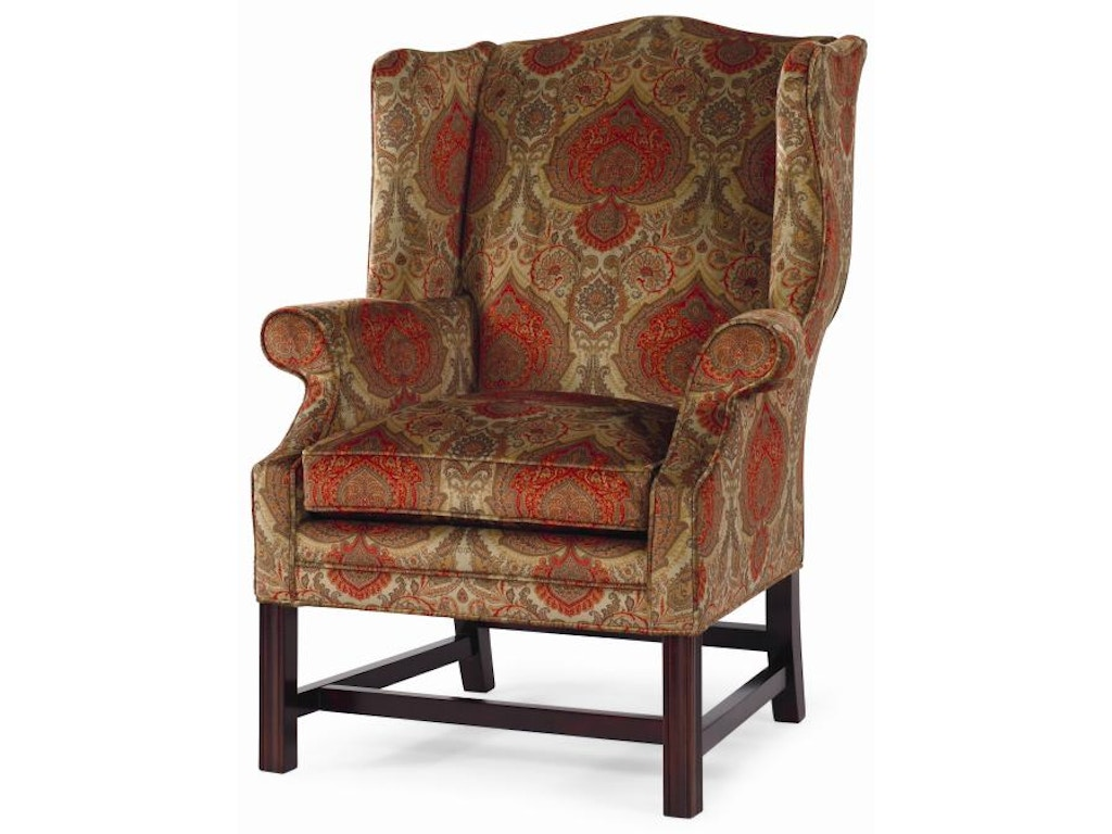 Century furniture living room stockton chair ltd102 6 for Today s home furniture