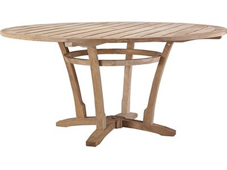 Lane Venture Outdoor Patio Round Dining Table 9371 62 Stowers