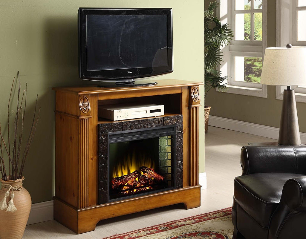 Elements International Accessories Bryant Fireplace BY100FP ...
