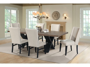 Elements International Dining Room Hadley