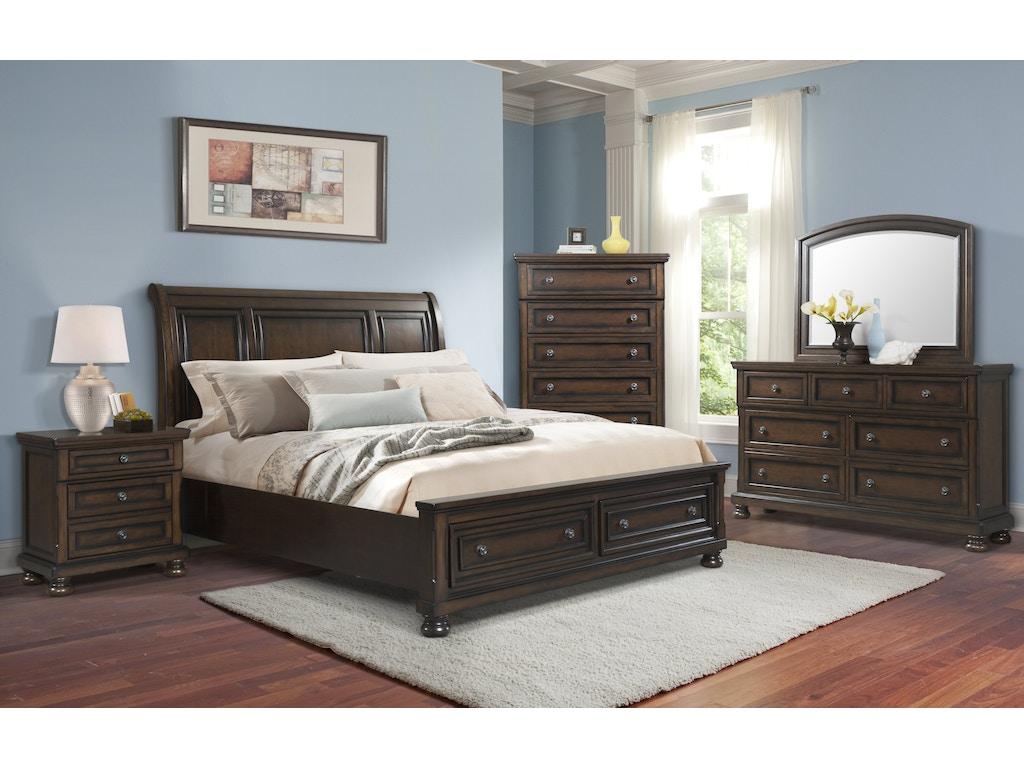 Kingston Bedroom Furniture Elements International Kingston Storage Bedroom Elements