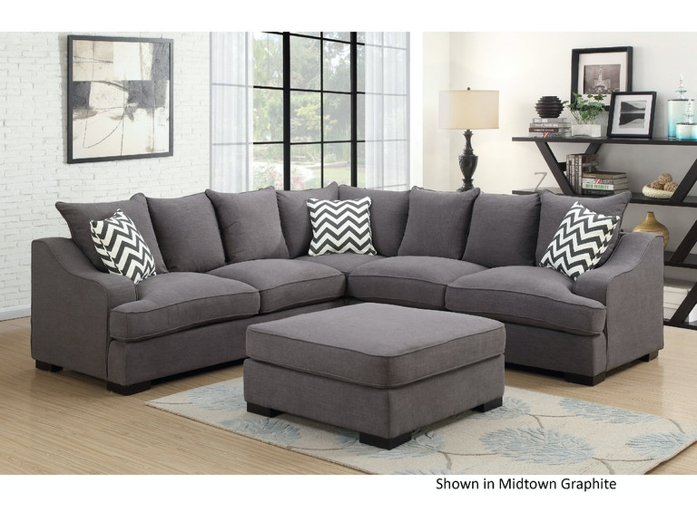 Elements International Monaco Sectional UMAxx