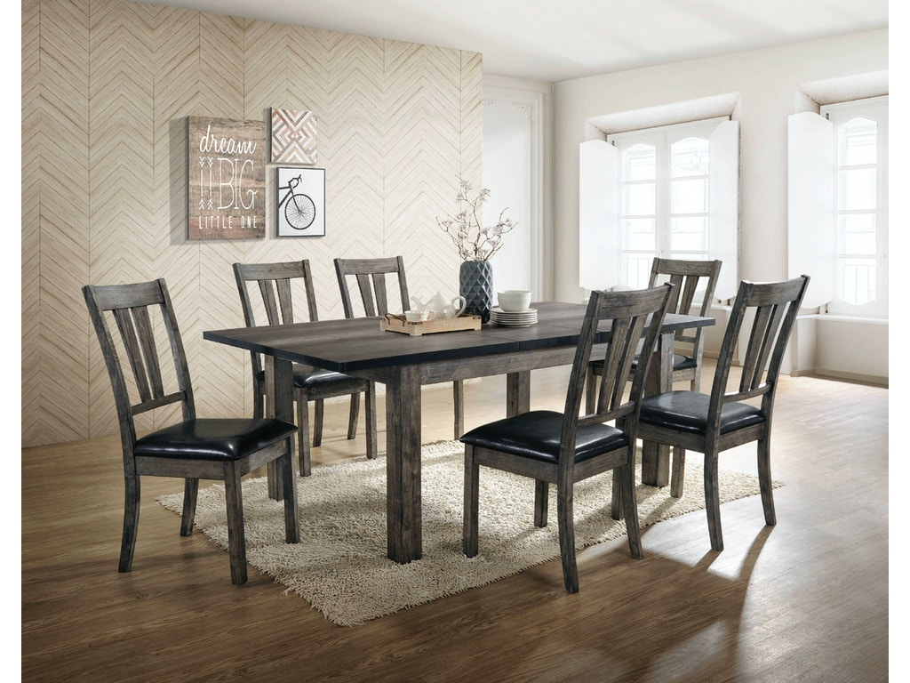 Elements International Dining Room Nathan DNH100xx - Elements ...
