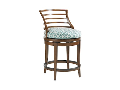 Tommy Bahama Outdoor Living Swivel Counter Stool 3130-17SW