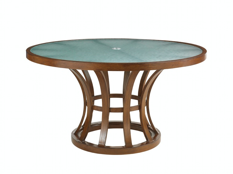 Tommy Bahama Outdoor Living Round Dining Table 3130-870