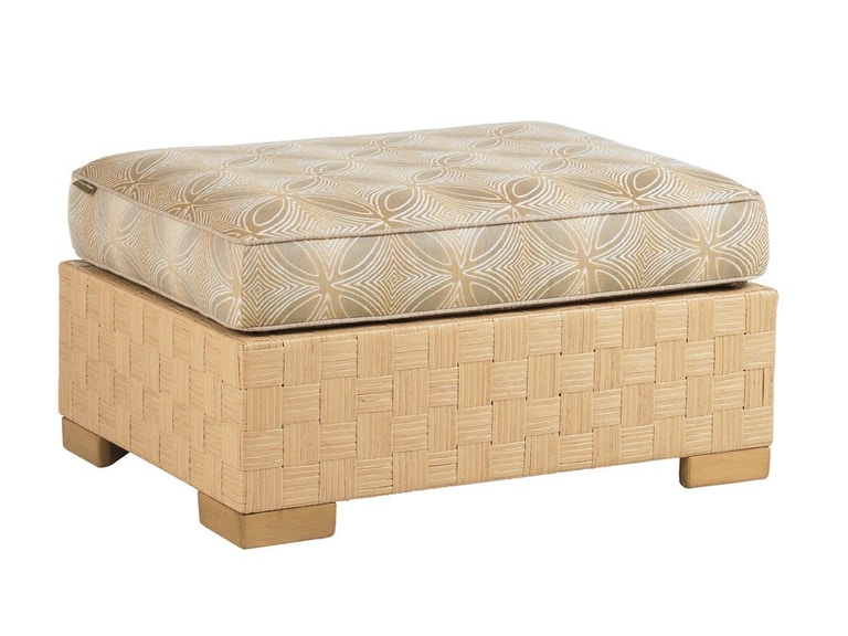 Tommy Bahama Outdoor Living Ottoman 3140-44