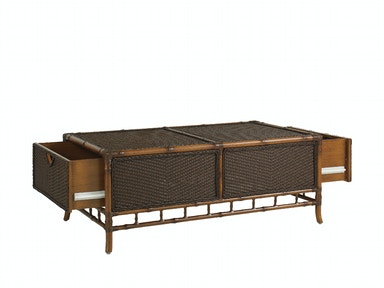 Tommy Bahama Outdoor Living Trunk Cocktail Table 3160-969