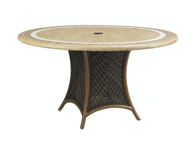 Tommy Bahama Outdoor Living Round Dining Table Base 3170-870TB