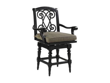 Tommy Bahama Outdoor Living Swivel Counter Stool 3190-17SW