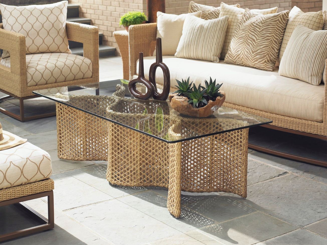 Tommy Bahama Outdoor Living Outdoorpatio Cocktail Table Base 3220 947tb Norris Furniture