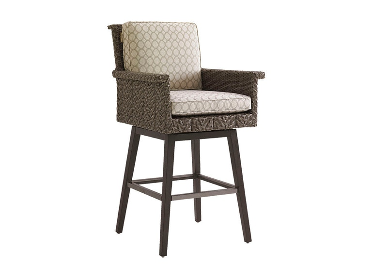 Tommy Bahama Outdoor Living Swivel Bar Stool 3230-16SW