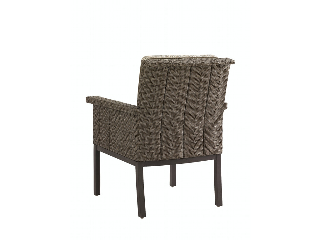 Tommy Bahama Outdoor Living Outdoor Patio Dining Chair 3230 13 Norwood Furniture Gilbert