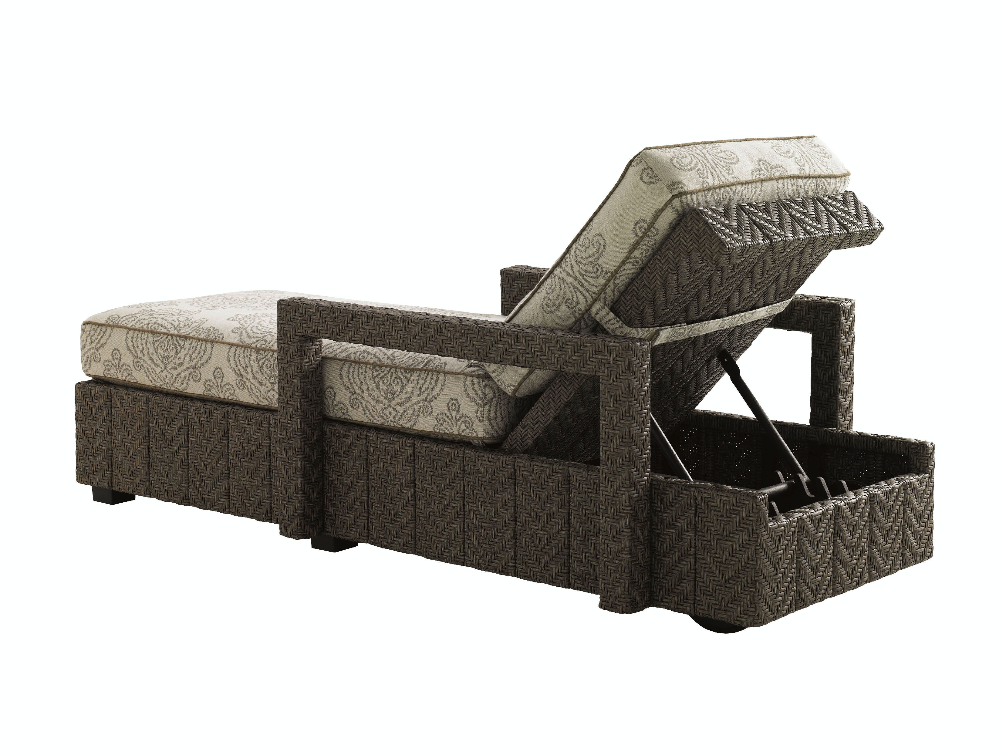 Tommy Bahama Outdoor Living Chaise Lounge 3230-75  sc 1 st  Louis Shanks : tommy bahama chaise lounge - Sectionals, Sofas & Couches