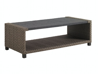 Tommy Bahama Outdoor Living Rectangular Cocktail Table