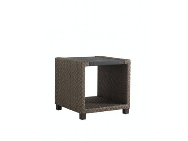 Tommy Bahama Outdoor Living Square End Table