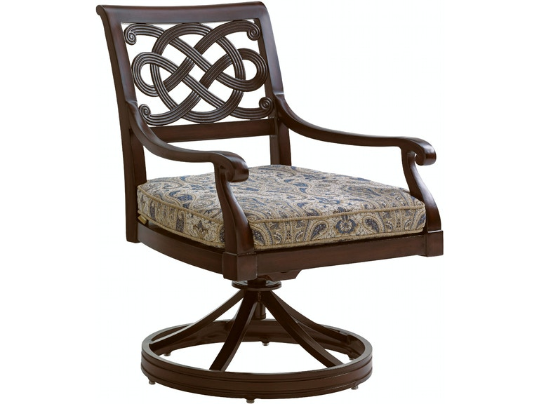 Tommy bahama outdoor living outdoorpatio swivel rocker dining chair tommy bahama outdoor living swivel rocker dining chair 3235 13sr malvernweather Gallery