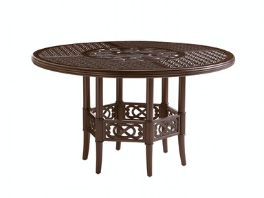 Tommy Bahama Outdoor Living Round Dining Table Base 3235-875TB