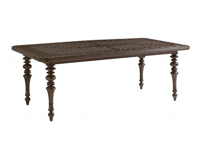 Tommy Bahama Outdoor Living Rectangular Dining Table 3235-877
